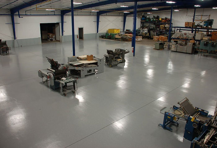 About us - North East Printing Machinery