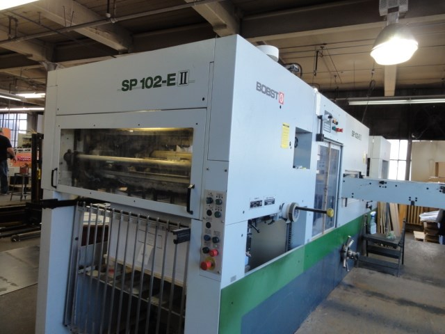 Online Auction - Large Boston Area Trade Bindery/Finisher