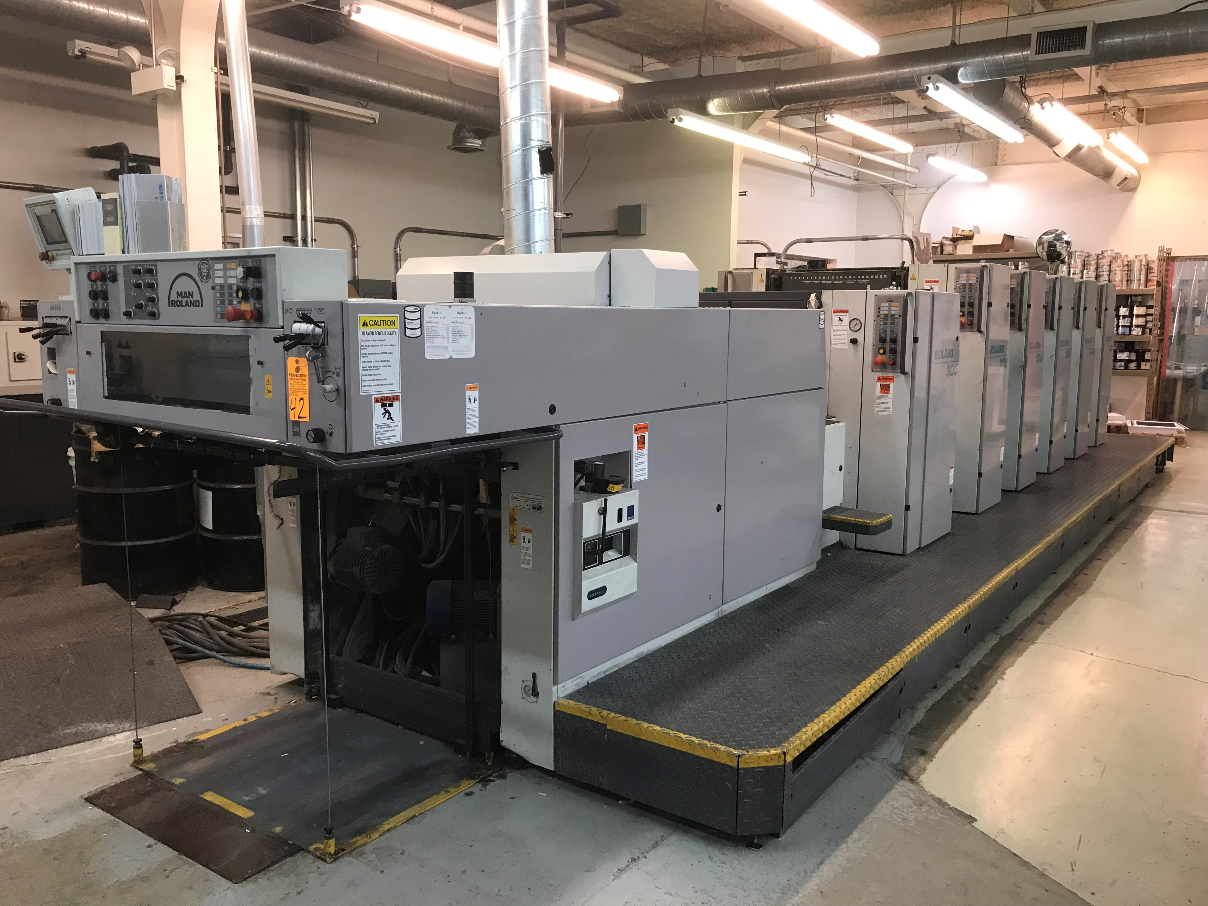 Offset, Digital and Wide Format Auction